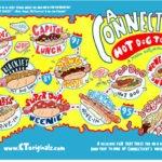 A Gastronomic Road Trip with 'A Connecticut Hot Dog Tour'