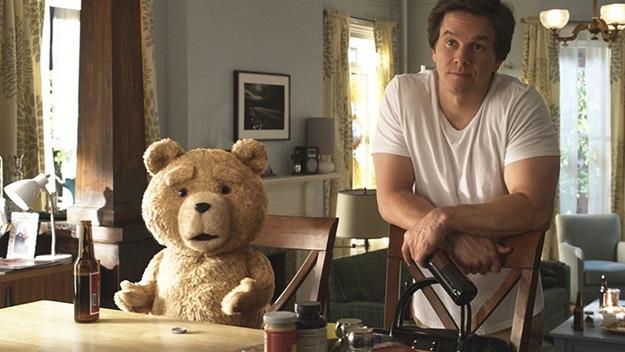A still from Ted 2, filmed in Boston.