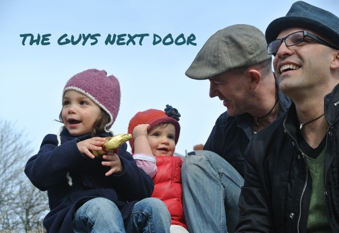 The Guys Next Door screens at Provincetown International Film Festival this month.