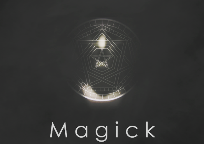 Magick (official poster)