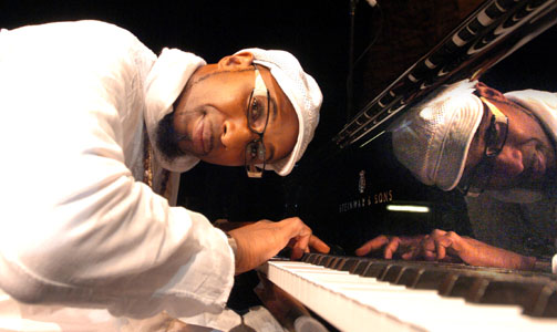 Photo of Omar Sosa by David Sproule