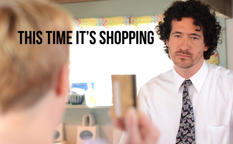 This Time It's Shopping - PROMO