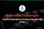 Production Transcripts