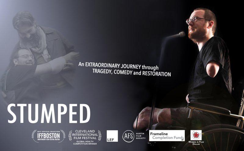 Will Lautzenheiser and Angel Gonzalez in the documentary Stumped.