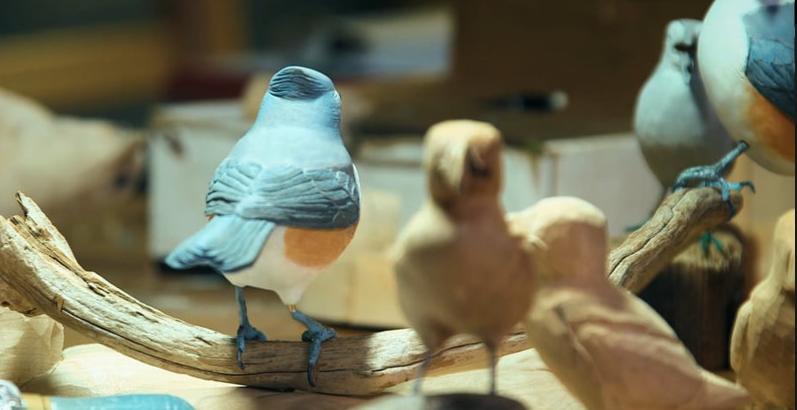 Bird Carver