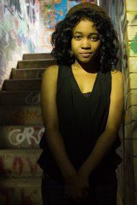 Filmmaker Raeshelle Cooke